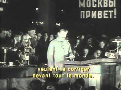 Stalin & Lenin - Speech