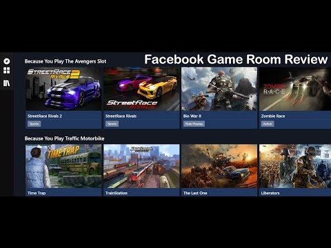 Facebook Game Room Review And Full Installation Guide - HD