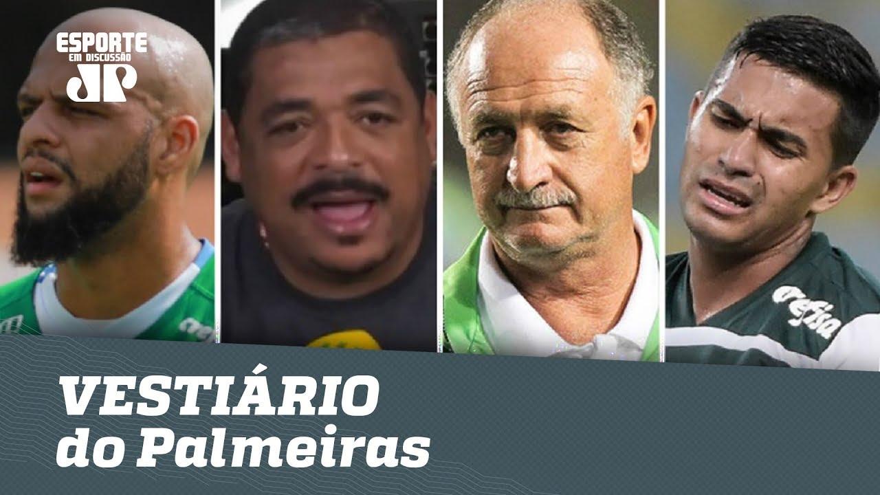 Antônio Carlos Revela Que Felipão Mandou Discurso