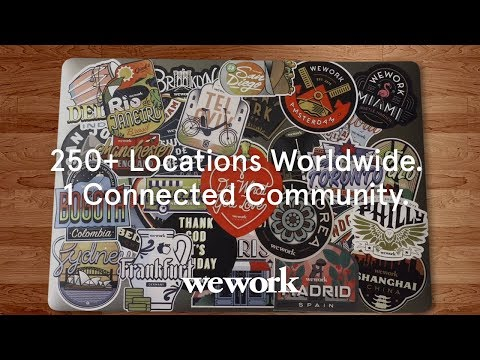 250+ Locations Worldwide, 1 Connected Community