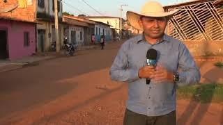 PEDREIRAS: Rua Raimundo Rodrigues está em péssimas condições.