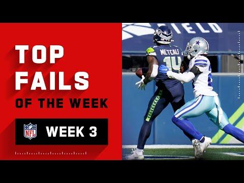Top Fails of Week 3
