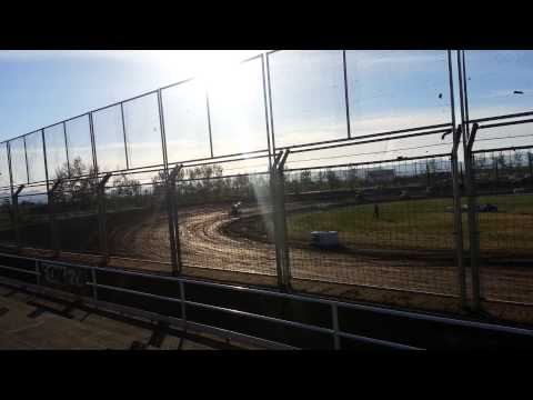 Micro Sprints Heat race