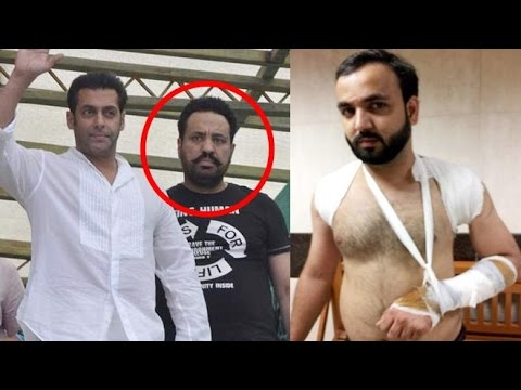 Salman Khan's Bodyguard Shera Arrested For Hitting This Man Who Lands In Hospital