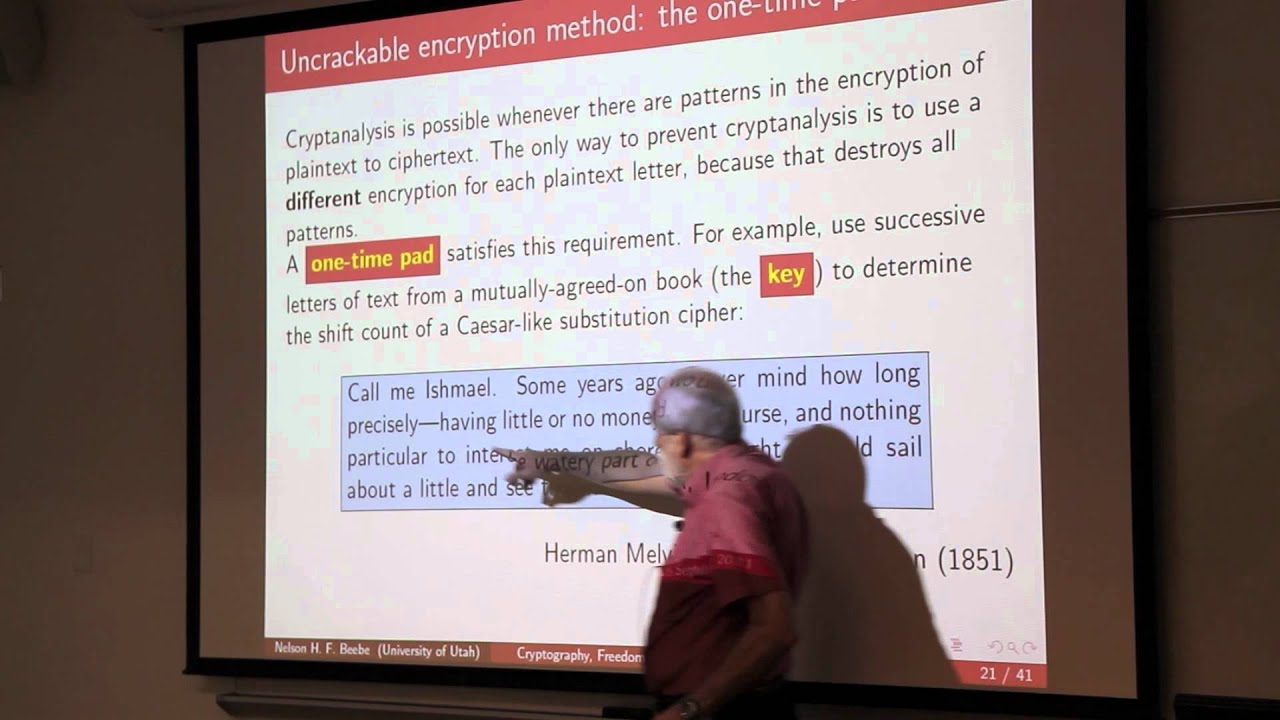 Download Cryptography, Freedom, Democracy - How Basic Science Affects Everyone