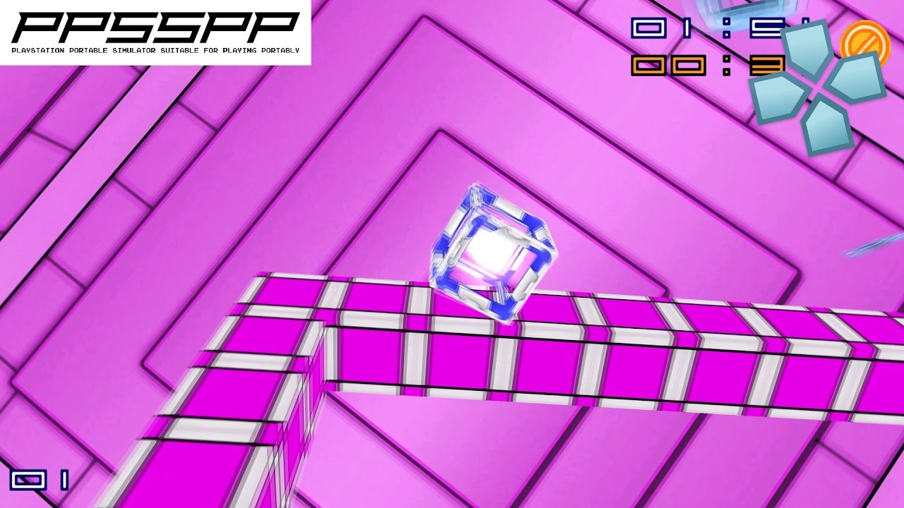 Cube Psp Gameplay Ppsspp 1080p Youtube