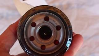 Масляный фильтр Mitsubishi MZ690115