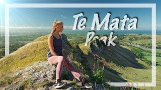 Te Mata Peak | The Sleeping Giant | Hawke's Bay | New Zealand