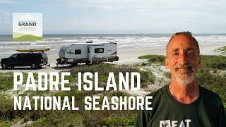 Ep. 122: Padre Island National Seashore | Texas RV travel camping