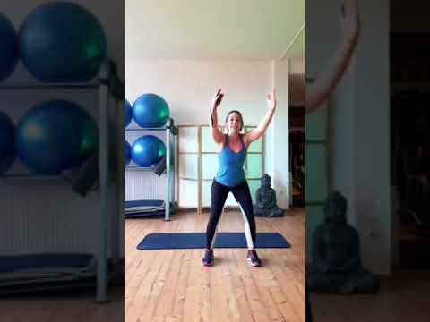 """Geisterkurs"" SportsClub Lütjenburg Full-Body-Workout Mit Mareike"
