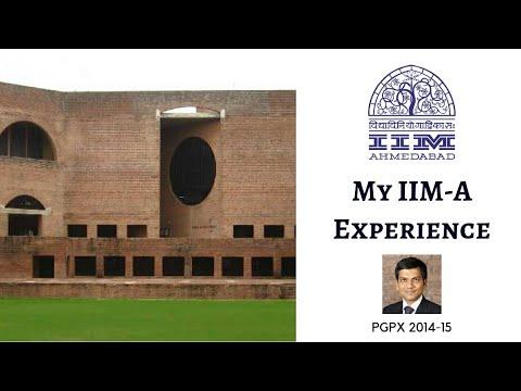 My IIM Ahmedabad experience