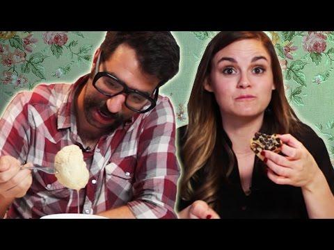 The Jewish Food Taste Test