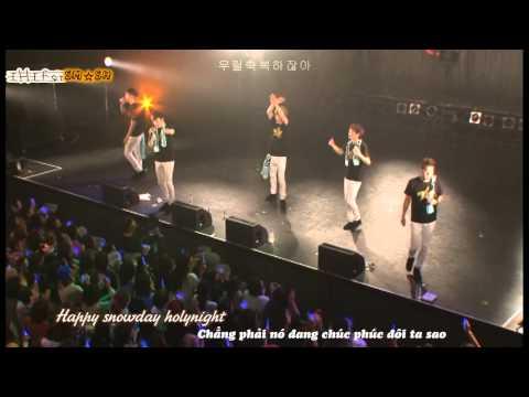 SM☆SH Live tour 2012 in Japan - White night (Vietsub)