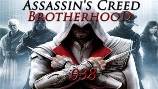 Let's Play Assassin's Creed Brotherhood #038 Das erste Bild [HD/german]