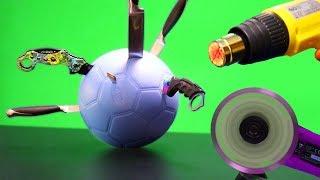 Wie zerstört man einen unzerstörbaren Ball? TEIL 2 | Experiment