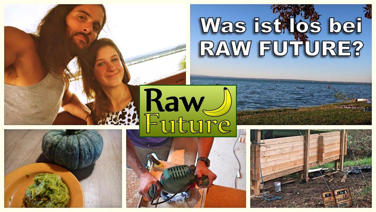 Was ist los bei Raw Future? Was haben wir 2020 gemacht und was kommt demnächst?