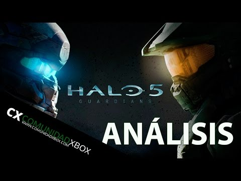 Analisis/Review  Halo 5 Guardians para Xbox One