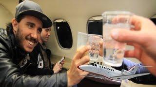 $500 Private Jet to Las Vegas - JetSuite Phenom 100