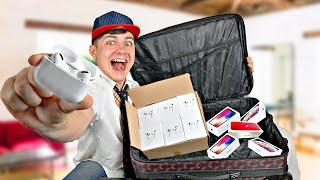 Купили на аукционе потерянный чемодан барыги айфонов, а там...