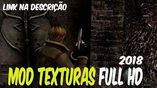 Resident Evil 4 (PC)- MOD Texturas HD | Visual INCRÍVEL!