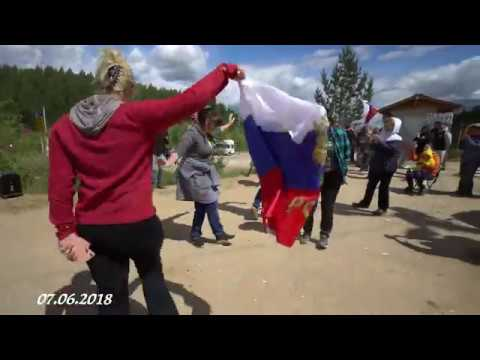 Глава Рузского городского округа продолжает травить народ