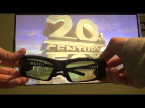 True Depth 3D® Firestorm XL DLP-LINK Rechargeable 3D Glasses SteadySync