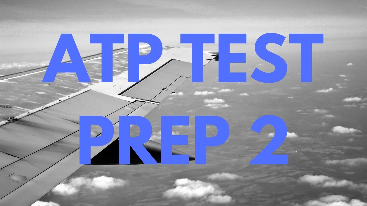 ATP & Aircraft Dispatcher Knowledge Tests | The Aviation Vault