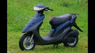 Honda AF-34 DIO. Boshlanish scooter emas. Sababini aniqlash.