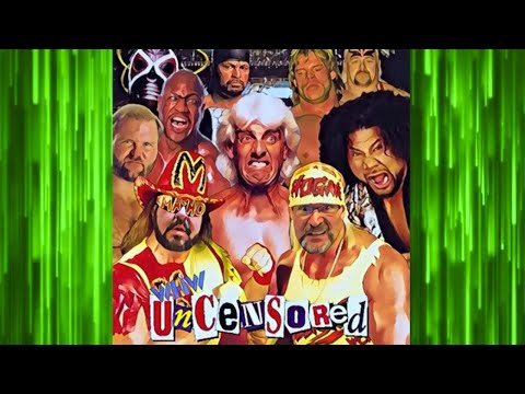 WHW #61: Uncensored 96, The Alliance to End Hulkamania