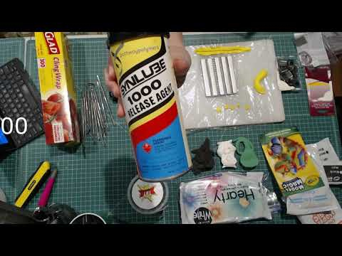 TNT C4, Padico Hearty, and Crayola Model Magic Foam Clay Review