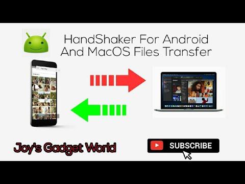 #HandShaker - Best Android File Transfer For Mac  How To Transfer Files Between #Android And #Mac