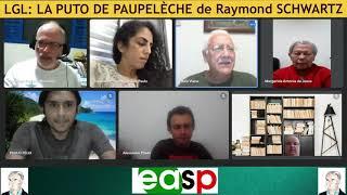 10 LA PUTO DE PAUPELÈCHE de Raymond SCHWARTZ (pridiskutita teksto) - 16ª de Septembro de 2021
