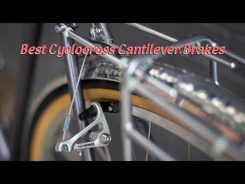 Tektro CR710 Black Cantilever Bike Brake Front or Rear Cartrdge Shoes Cyclecross