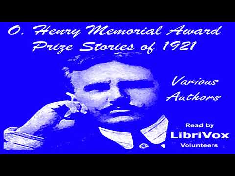 O. Henry Memorial Award Prize Stories of 1921 | Various | Short Stories | Sound Book | 5/8