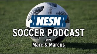 NESN Soccer Podcast: Zidane Leaves Madrid, World Cup Prep., FOX Sports' Luke Van Patten Interview