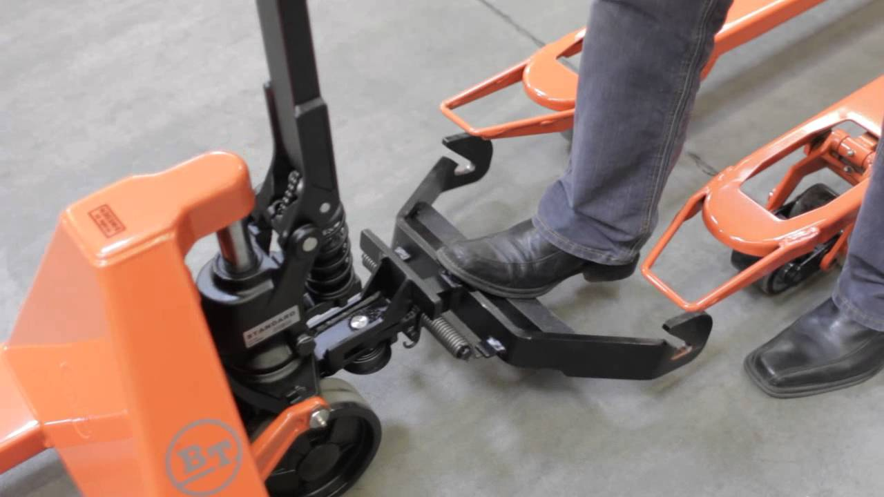 Powered Pallet Jack Safety