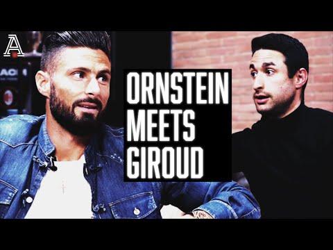 Olivier Giroud interview: Chelsea vs Arsenal, Tuchel's tactics, Lampard, Wenger