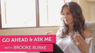 Brooke Burke on What Inspired intiMINT  - Go Ahead & Ask Me