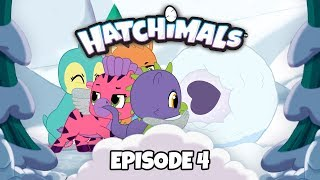 Hatchimals   Episode 4   Penguala's Polar Prank   TEAM HATCH YouTube Series