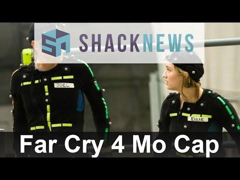Far Cry 4 Performance Capture