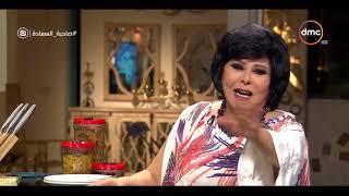 صاحبة السعادة- فقرة المطبخ للنجم أحمد صلاح حسني ..طريقة