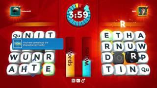 Board Game Fun Time! - Boggle (PS4)