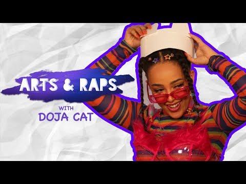 "Doja Cat Explains ""Thicker Than A Snicker"" | Arts & Raps"