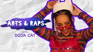 "Doja Cat Explains ""Thicker Than A Snicker"" 