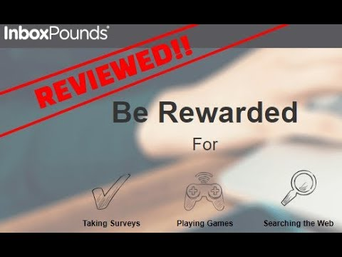 InboxPounds Review - Play Games to Earn Money?