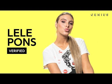 "Lele Pons ""Celoso"" Official Lyrics & Meaning 