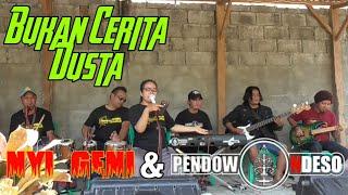 Buk4n Cerit4 Dust4 || Cover Latihan PENDOWO NDESO & NYI GENI