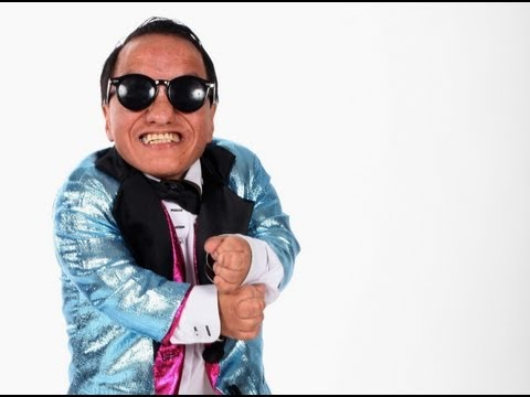 Psy Gangnam Style Dwarf