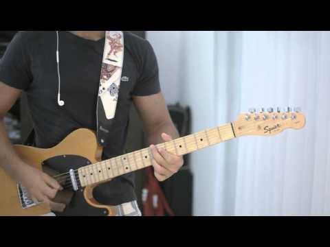 Eriatarka - Guitar Cover (The Mars Volta)