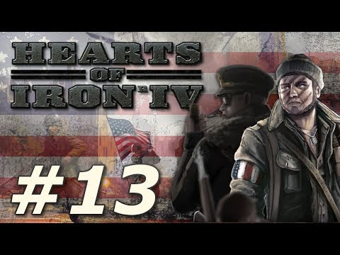 Hearts of Iron IV: Kaiserreich | American Union State - Part 13